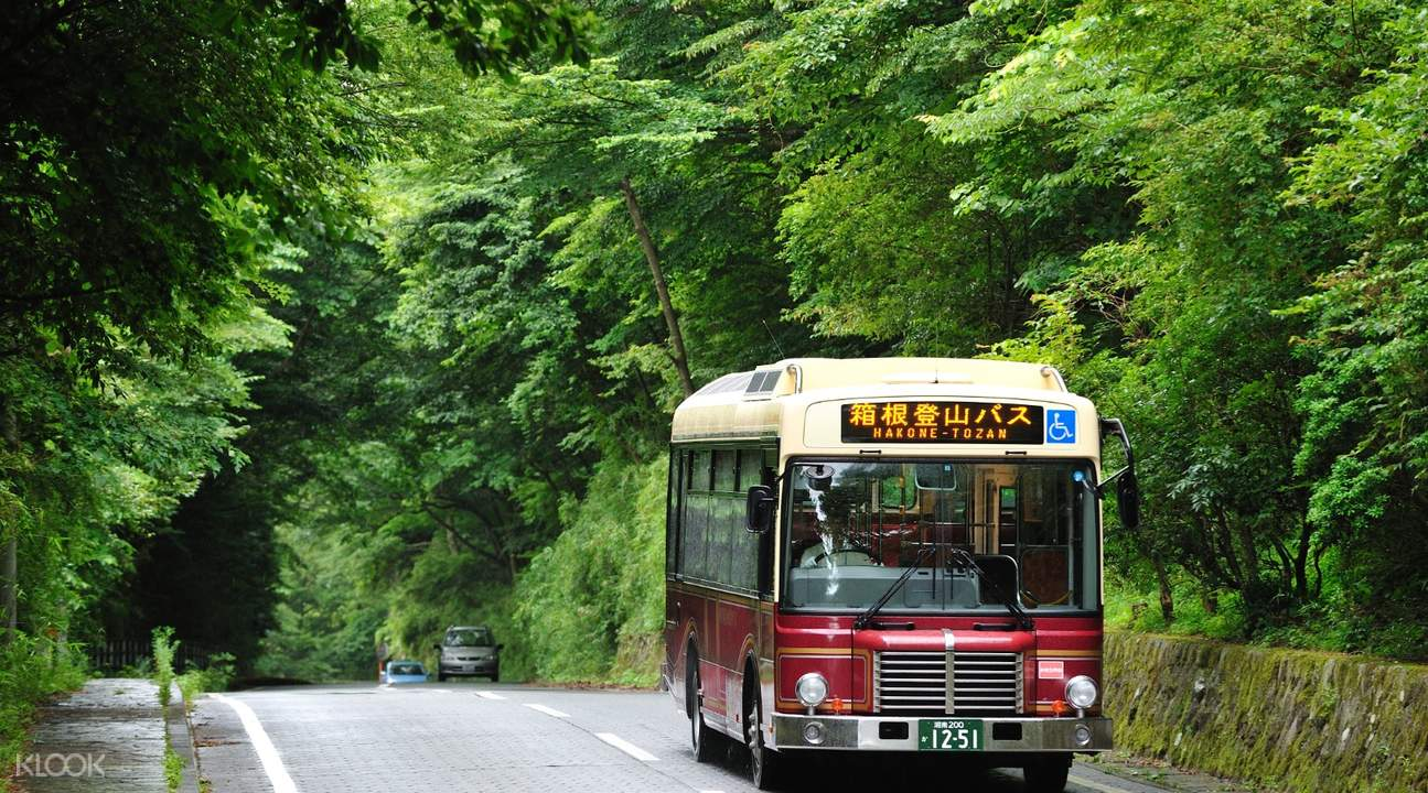 Bus and Transport Passes in Hakone